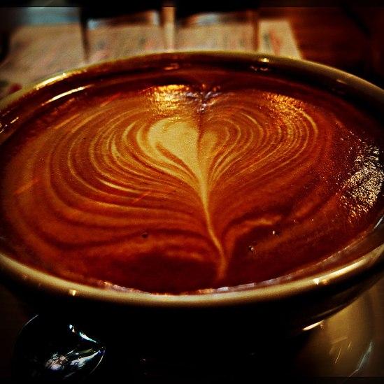 Café au coeur