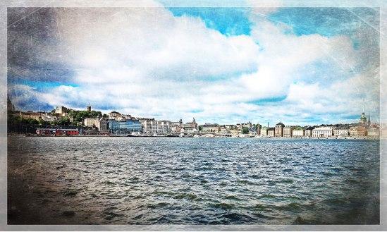 Stockholm, stad på vatten