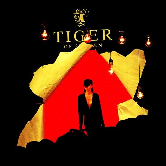 En svensk (mode)tiger… Snyggt!