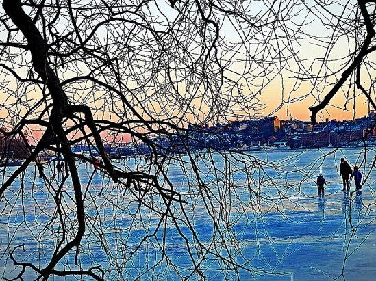 På hal is I / © LEX 2013