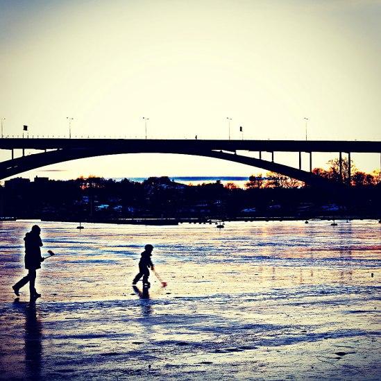 På hal is II / © LEX 2013
