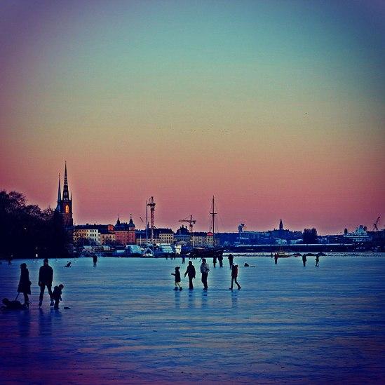 På hal is III / © LEX 2013