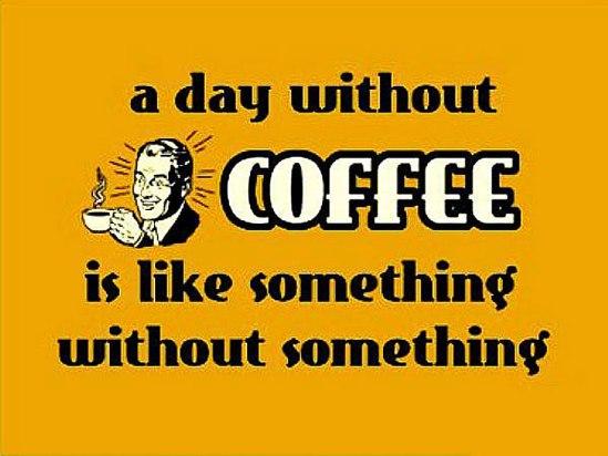 Kaffe(in)fritt