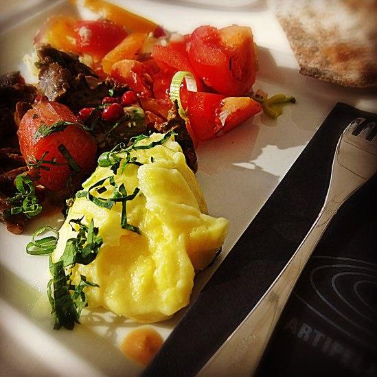 Dagens (skärgårds)lunch: Viltskav & potatispuré