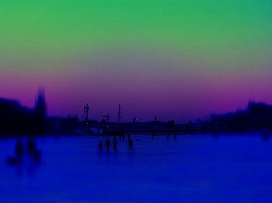 På hal is IV / © LEX 2013