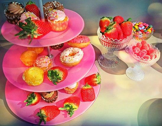 Cupcakes&Jordgubbar / © LEX 2013