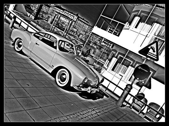 VW Karmann Ghia (1955-1974)