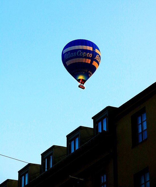 Luftballong / © LEX 2013