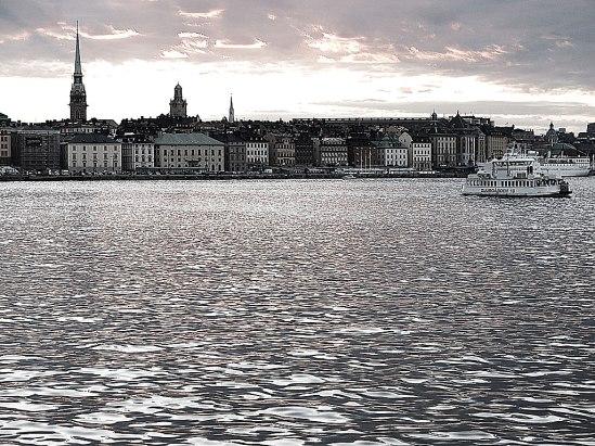 Stockholmskimmer2 / © LEX 2013