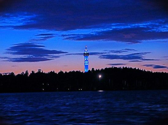 Kaknäs-i-natten / © LEX 2013