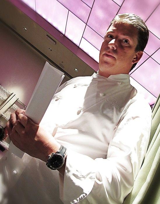 Pontus Frithiof, nominerad till Årets innovatör vid Restauranggalan 2013. Vinnarna utses på måndag.