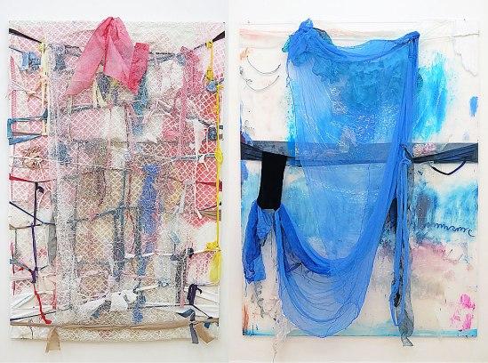 """Astrid Svangren: """"tvinna, virvla, inte längre, men oändligt"""" (2013)"""