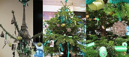 Julgransutställning2 / © LEX 2013