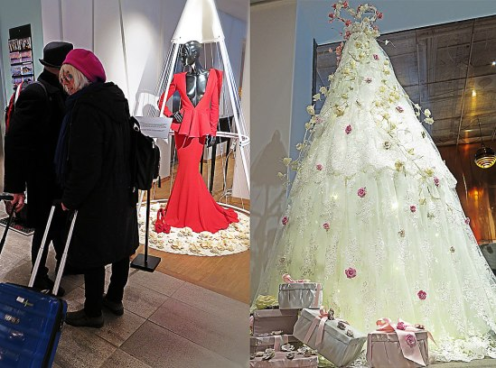 Julgransutställning6 / © LEX 2013