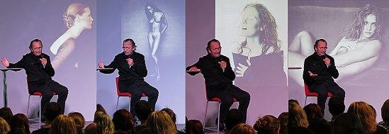Artist Talk med Paolo Roversi