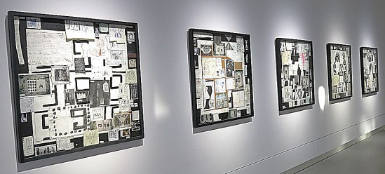 Collage av Tal R (2003-06)
