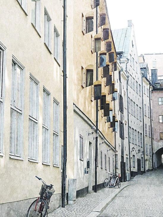 Bredgränd / © LEX 2014