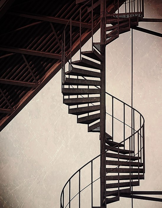 Upstairs / © LEX 2014