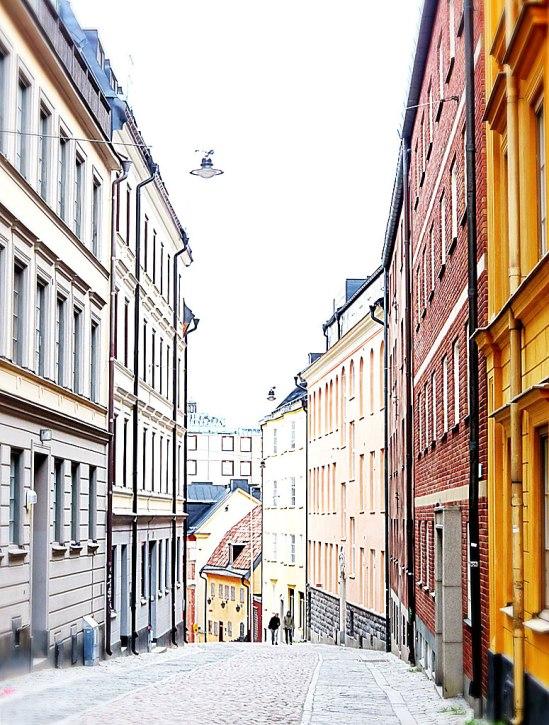 Urvädersgränd / © LEX 2014