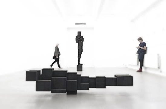 Antony-Gormley1 / © LEX 2014