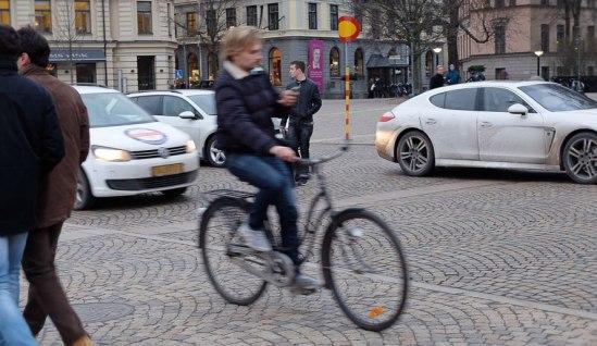 Cykelbana?4 / © LEX 2014