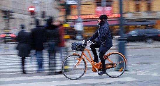 Cykelbana?5 / © LEX 2014