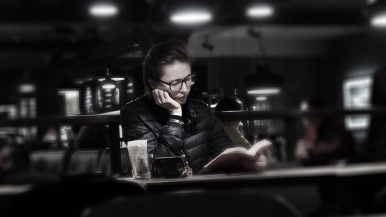 The Reader / © LEX 2014