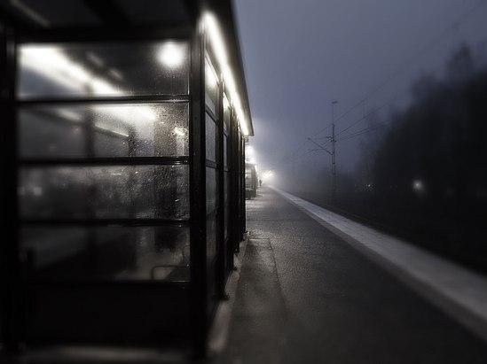 Tåget har gått / © LEX 2014