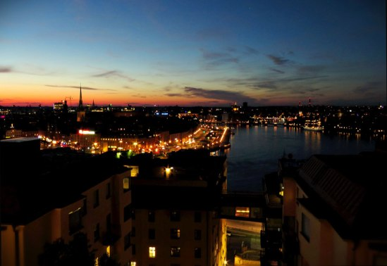 Stockholm-by-Night-2 / © LEX 2015