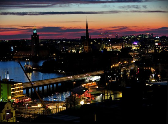 Stockholm-by-Night-3 / © LEX 2015