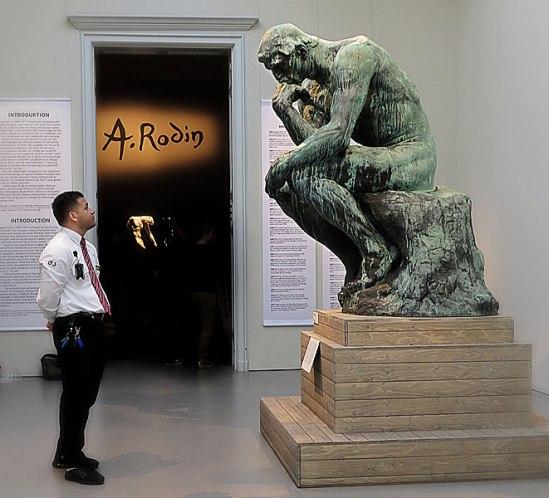 Rodin-2 / © LEX 2015