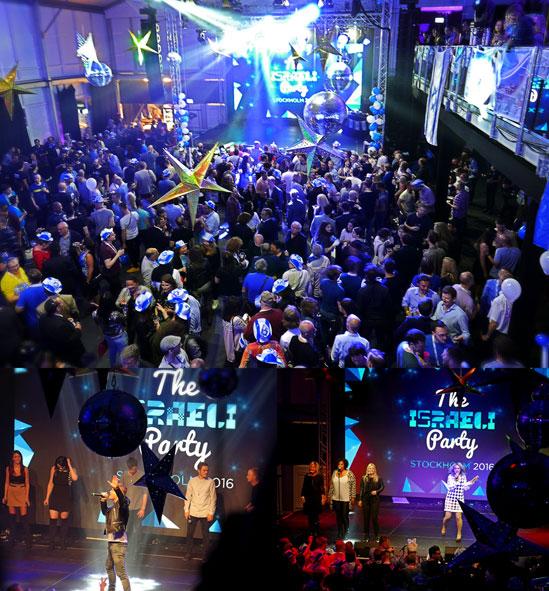 Israeli_ESC_Party | © LEX 2016